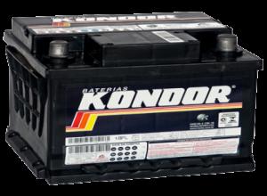 Baterias Kondor em Vinehdo